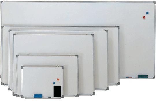 【磁性白板】 H304 高密度單磁白板/高級單磁白板 (3尺×4尺)