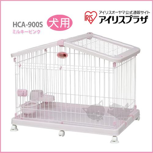《日本IRIS》狗籠 IR-HCA-900S / 桃色 - 犬用