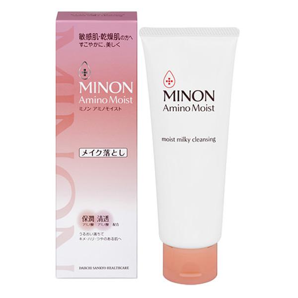 日本 MINON Amino Moist 卸妝乳