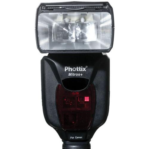 【普羅相機】PHOTTIX Mitros+ TTL 閃光燈 (CANON系統專用)