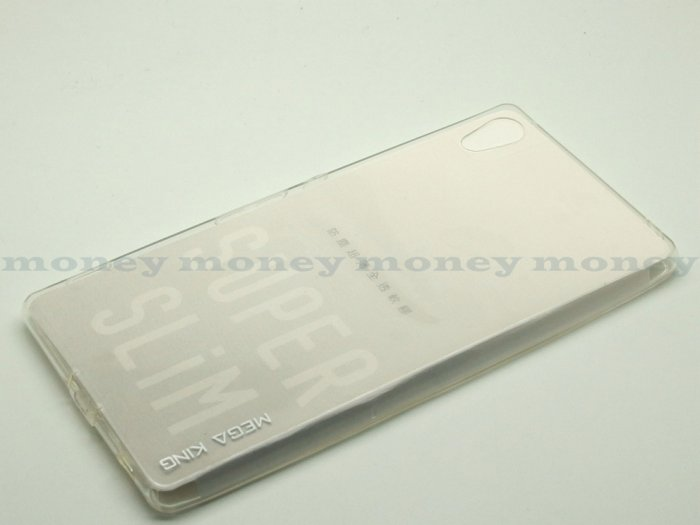 TPU透明套 MEGA KING/SONY Z3+ E6553/手機殼/保護殼/保護套/手機套/軟套【馬尼行動通訊】