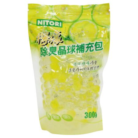 除臭盒補充包 檸檬 300g F415-3