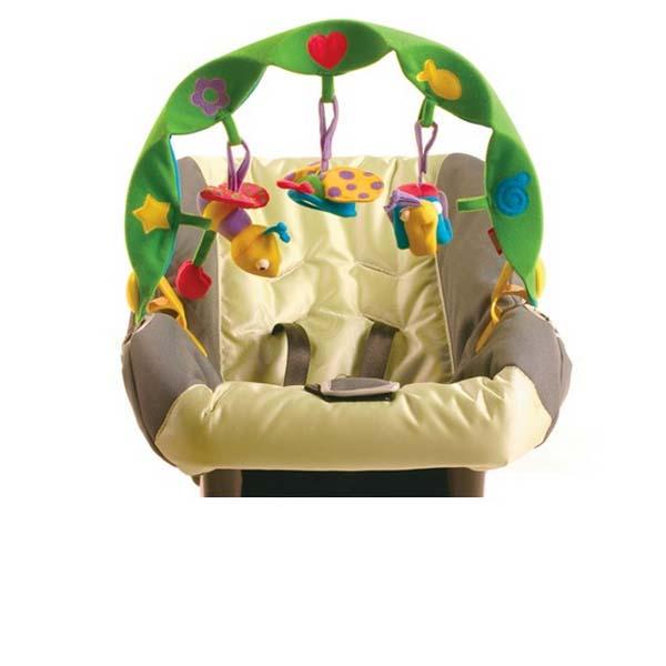 美國 Tiny Love 嬰兒車益智玩具/小蝸牛【六甲媽咪】