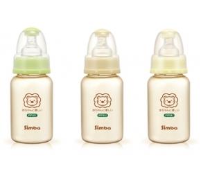 台灣【Simba 小獅王】 PPSU標準小奶瓶(150ml)