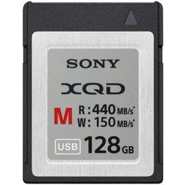 【新博攝影】Sony XQD 記憶卡 QD-M128 QD-M64 QD-M32 (台灣索尼公司貨)