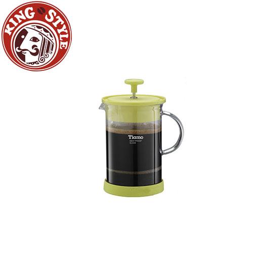 金時代書香咖啡 Tiamo 多功能 FH-121P(400) 濾壓壺600cc