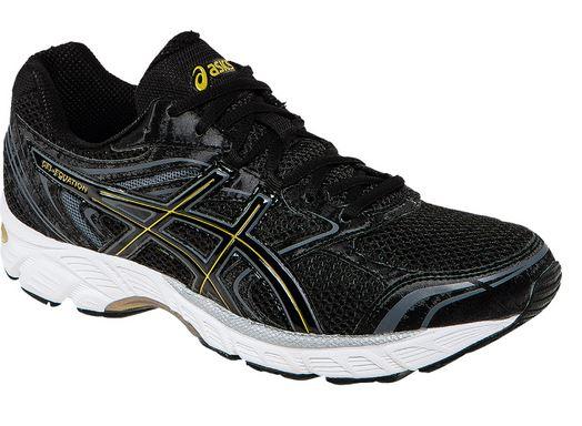 [陽光樂活] ASICS 日本亞瑟士 男慢跑鞋 GEL-EQUATION 8 T5Q1N-9094 黑色
