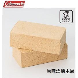 [ Coleman ] 原味煙燻木屑 2入 / 日本製原裝進口 / 公司貨 CM-26797