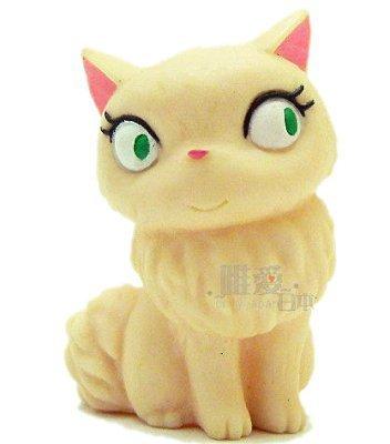 【真愛日本】12022100003 指套娃娃-白貓莉莉 魔女宅急便 黑貓 奇奇貓 日貨