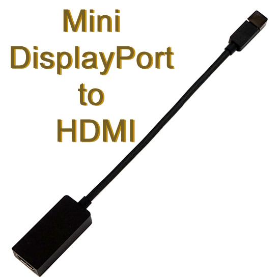 【原廠視訊轉換器】Apple MacBook/MacBook Pro/Air Mini DisplayPort 對 HDMI 影音視訊轉換器/訊號轉接器