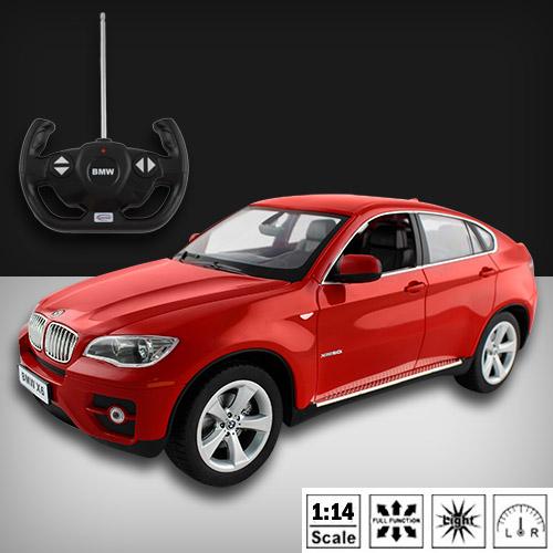【瑪琍歐玩具】1:14 BMW X6  遙控車