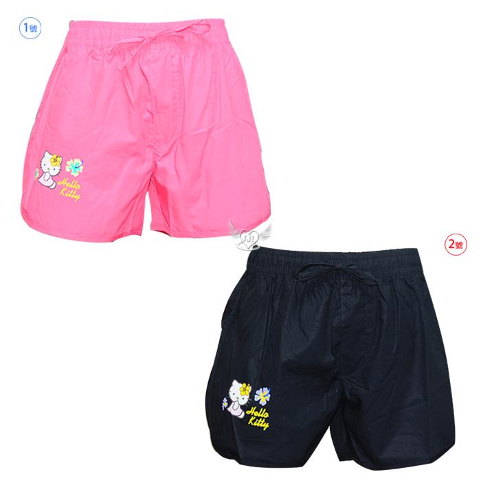 HELLO KITTY海灘褲短褲休閒褲褲子M~L/L~XL 4選1 02091149*JJL*
