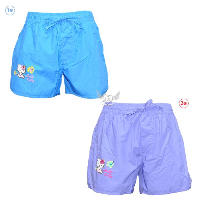 HELLO KITTY海灘褲短褲休閒褲褲子M~L/L~XL 4選1 02091224*JJL*