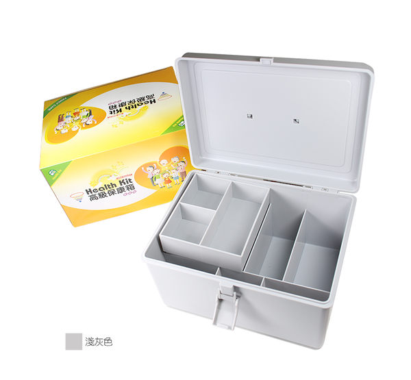 【醫康生活家】佳寶保健箱(空箱)