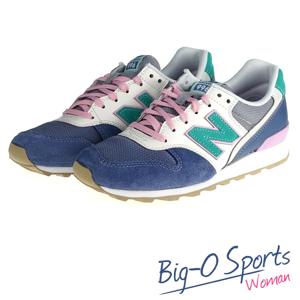 New Balance 紐巴倫 TIER 2 復古鞋 女 WR996HL Big-O Sports