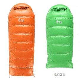 【【蘋果戶外】】Black Ice C400 黑冰 信封型 超輕兒童羽絨睡袋 2℃~14℃適用 團購另有優惠