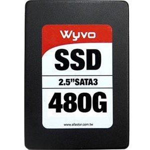 *╯新風尚潮流╭* Wyvo 480G SATA 3 6Gb/s 2.5吋固態硬碟 SSB480GTLC4-SA-AF