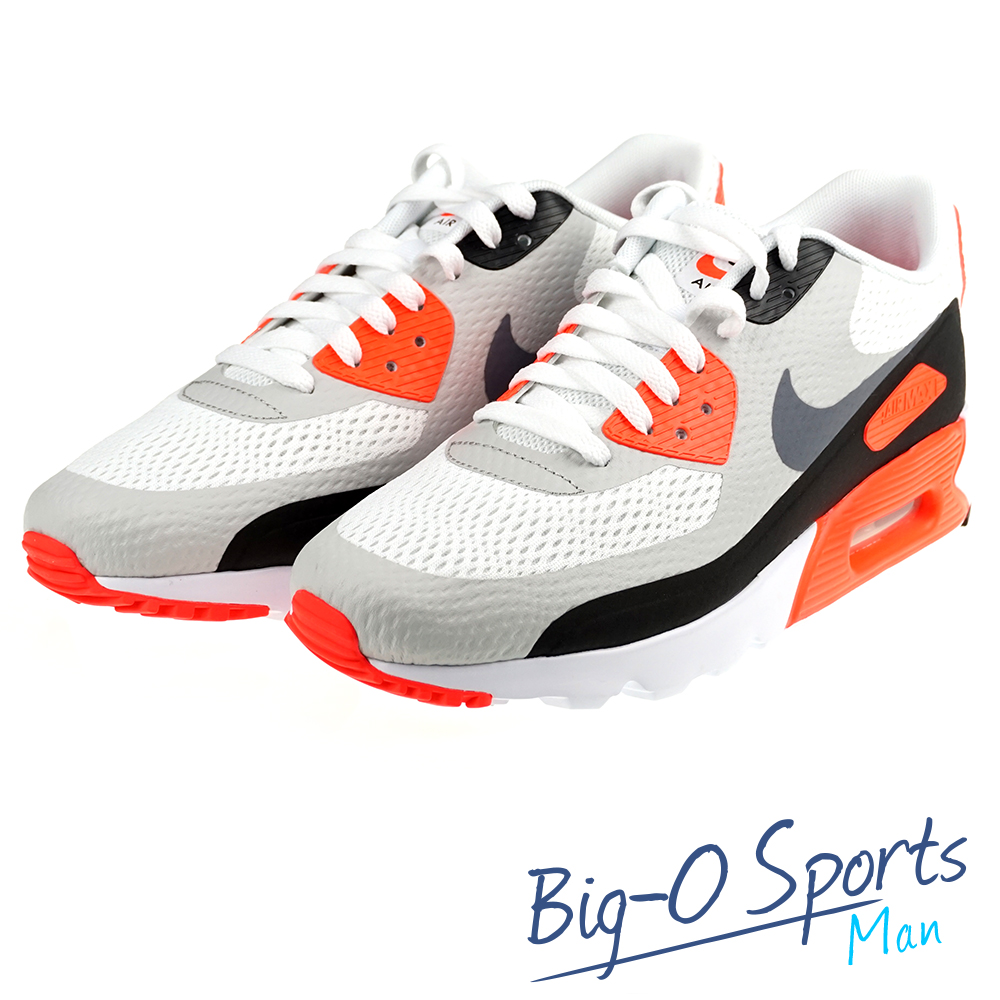 NIKE 耐吉AIR MAX 90 ULTRA ESSENTIAL 復古鞋 男 819474106 Big-O Sports