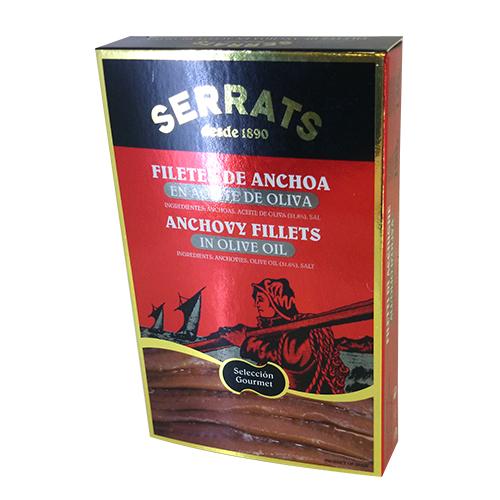 西班牙橄欖油鯷魚罐