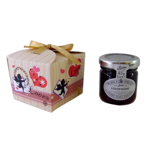英國Tiptree小果醬(42g)72罐(含貝露加禮盒.絲帶)
