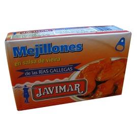 Javimar 西班牙貽貝干貝醬