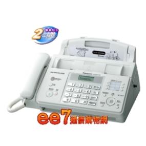 國際牌Panasonic KX-FP711/KX-FP711TW普通紙轉寫式傳真機*超大按鍵*(松下公司貨)