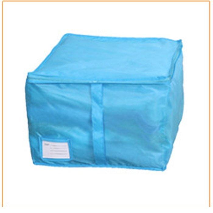 【酷創意】多色衣物棉被分裝收納袋 內衣襪子衣服袋 卡片棉被袋(小) (E92)