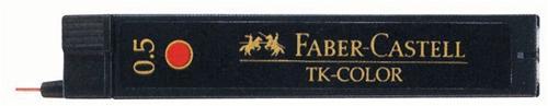 【FABER-CASTELL】輝柏 1285.. 彩色筆芯 0.5mm(油性顏料製成無毒性)/小盒