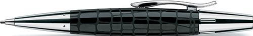 【FABER-CASTELL】輝柏 138350 鱷魚紋旋轉鉛筆  (1.4mm筆芯/ 黑色)