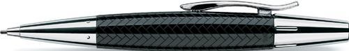 【FABER-CASTELL】輝柏 138351 鑲木紋旋轉鉛筆 (1.4mm筆芯/黑色)