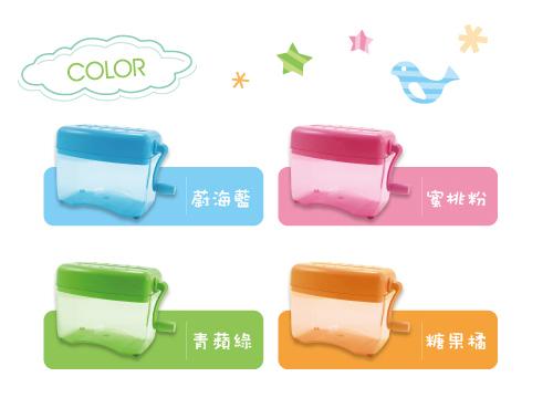 力大牌 ABEL 04801 手動碎紙機(顏色隨機出貨) / 台