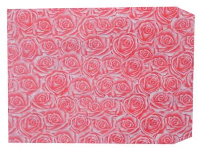 成昌 6號CD規格玫瑰圖案貼心禮物袋(款式隨機出貨)-100張/ 束
