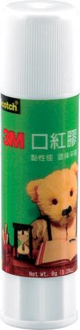【3M】6508-熊 Scotch 膠帶黏貼系列 口紅膠系列 8g