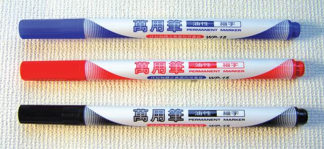 PLATINUM 白金牌 WD-15 光碟筆-12支入 / 打