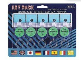TA TA K-5 5支鑰匙架 / 個