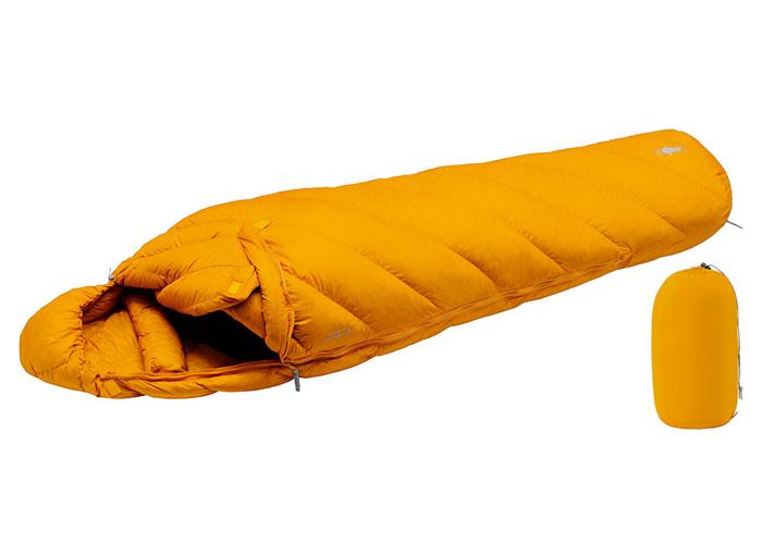 【鄉野情戶外專業】 mont-bell |日本| Alpine Down Hugger 羽絨睡袋 #2/800FP/1121301 (適溫0°C)