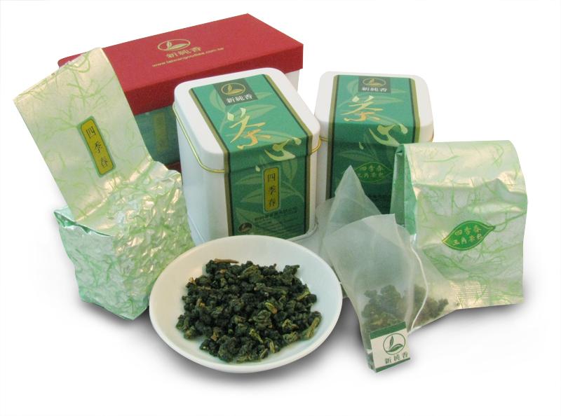 高山四季春茶✙四季春三角立體茶包