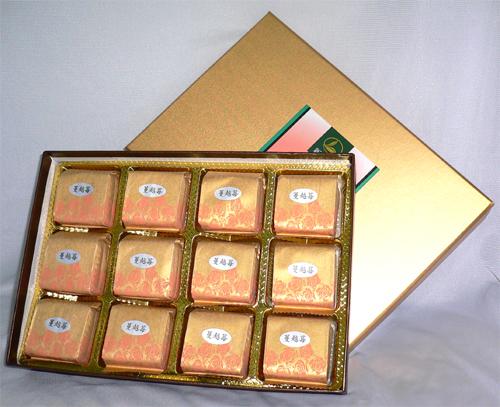 12入盒蔓越莓酥