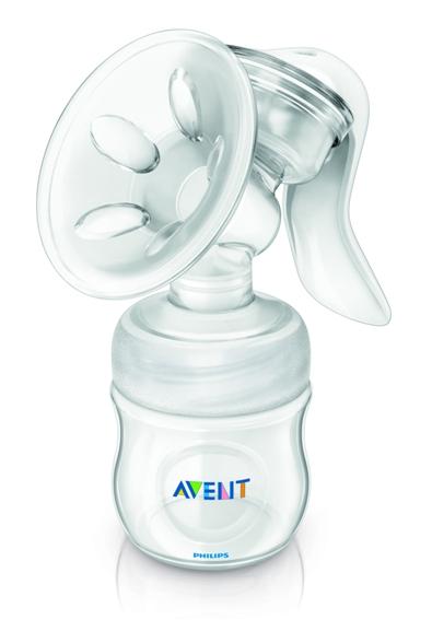 新安怡 PHILIPS AVENT 輕乳感 手動吸乳器 (PP) E65A308062