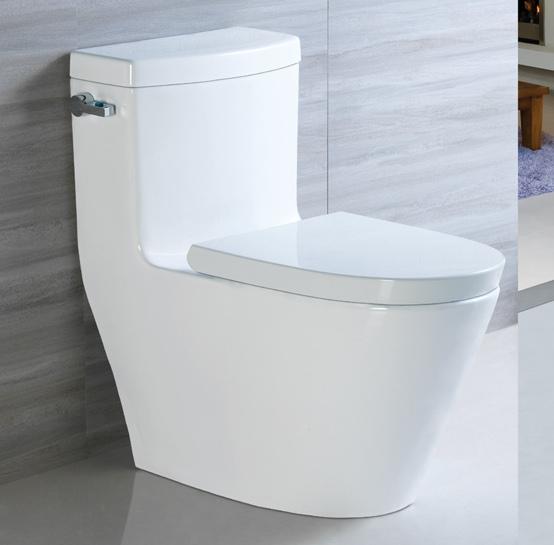 ***** ROMAX 羅曼史衛浴 ***** R8081 旋風式單體兩段式省水馬桶 超平滑智潔釉面 極致美型 精品質感 平實價格 實體店面銷售