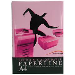 【影印紙】175 / 80P / A4 粉紅 進口影印紙 (500張/包)