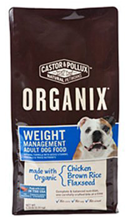 ★優逗★Organix 歐奇斯有機飼料 室內犬 5.25磅/5.25LB