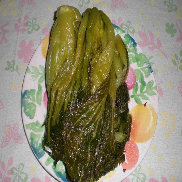 【臻美蔬果】客家酸菜