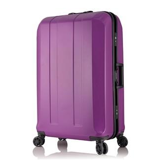 LEGEND WALKER 台灣限定版 6000+ 65-27吋 超輕量行李箱 紫色
