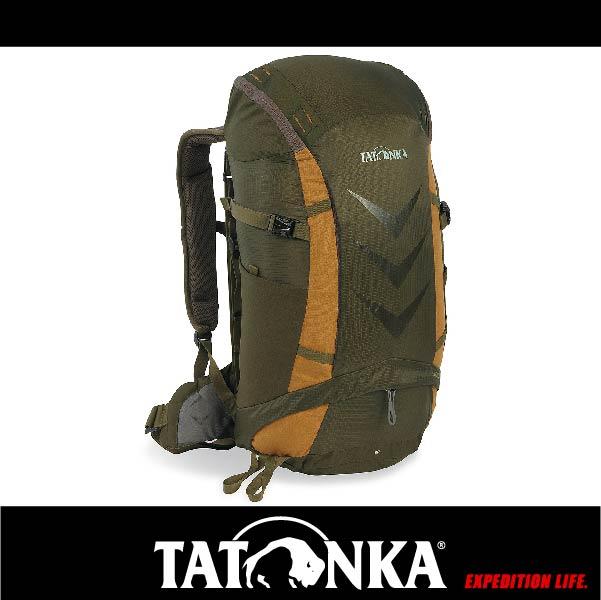 萬特戶外運動 TATONKA TTK1521-331 Skill 29公升 多功能登山背包 舒適 橄欖綠色