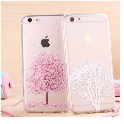 現貨 APPLE iPhone6 4.7吋 櫻花手機殼 保護殼