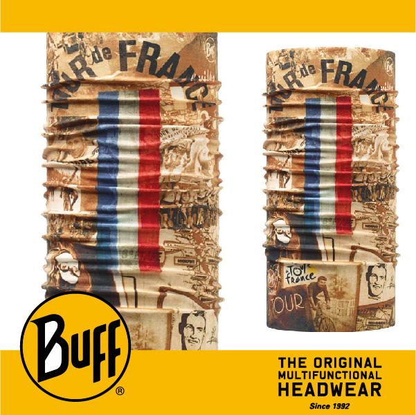 BUFF 西班牙魔術頭巾 COOLMAX涼感抗UV系列 [環法經典] BF111100
