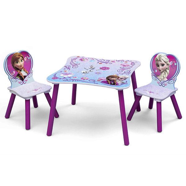 迪士尼冰雪奇緣桌子椅子475891900海渡
