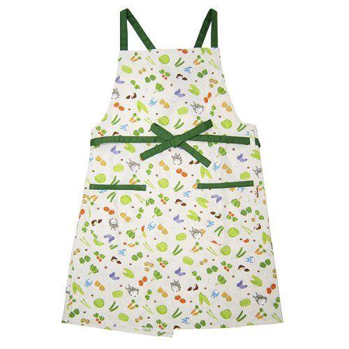 龍貓圍裙工作服032460海渡