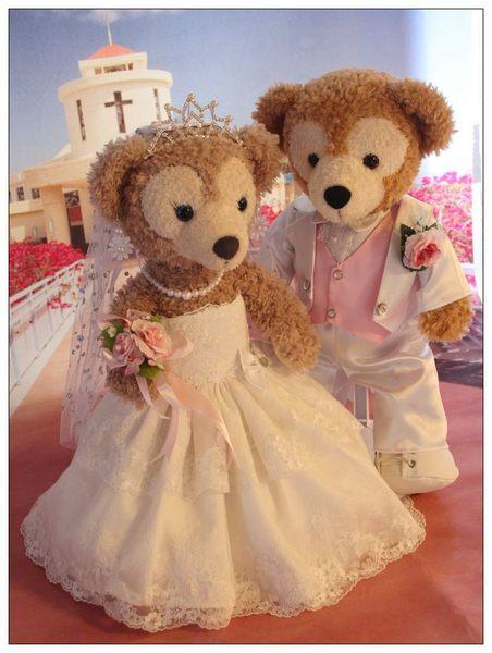 日本限定duffy娃娃shelliemay娃娃結婚禮服蛋糕裙代購海渡